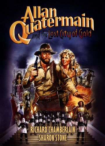Allan Quatermain and the Lost City of Gold [DVD] [1986] 26596009