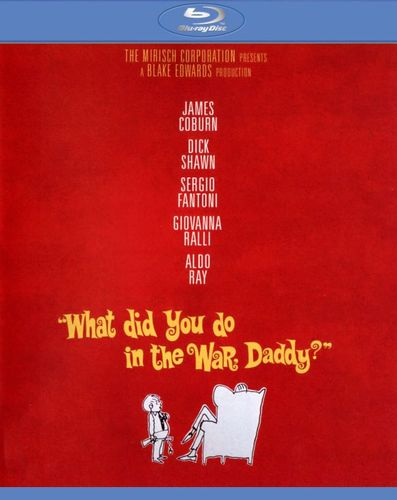 What Did You Do in the War, Daddy? [Blu-ray] [1966] 26596169