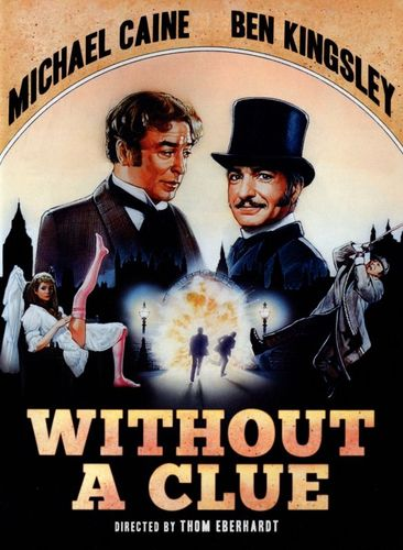 Without a Clue [DVD] [1988] 26596196