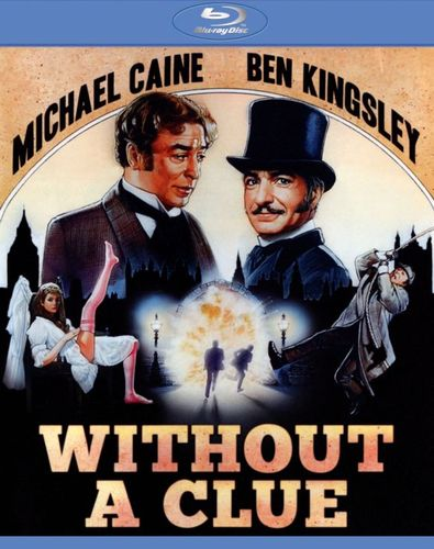 Without a Clue [Blu-ray] [1988] 26596201