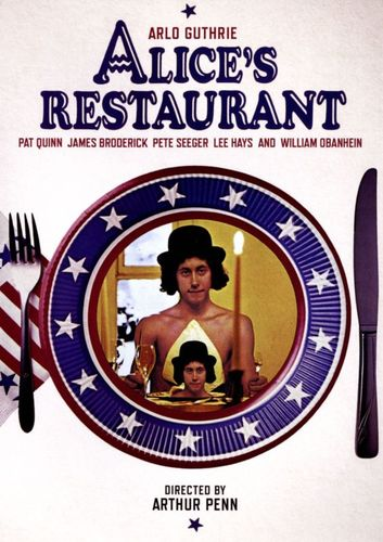 Alice's Restaurant [DVD] [1969] 26596229
