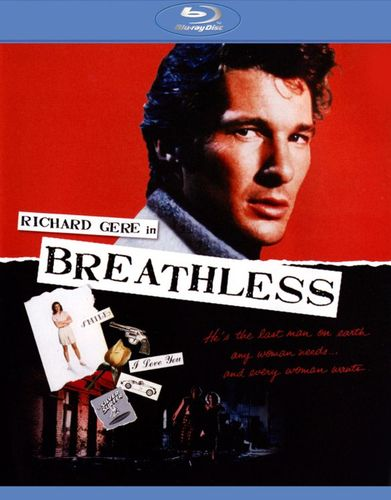 Breathless [Blu-ray] [1983] 26603343