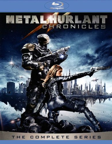 Metal Hurlant Chronicles: The Complete Series [Blu-ray] 26603403