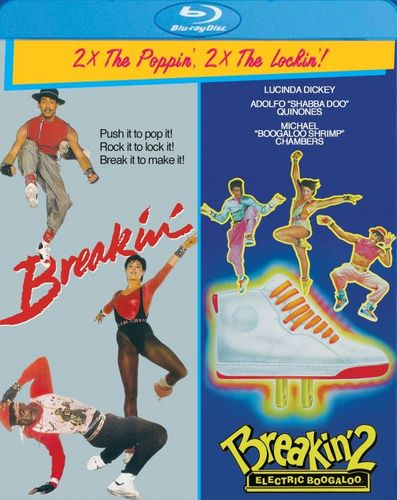 Breakin'/Breakin' 2: Electric Boogaloo [Blu-ray] 26603449