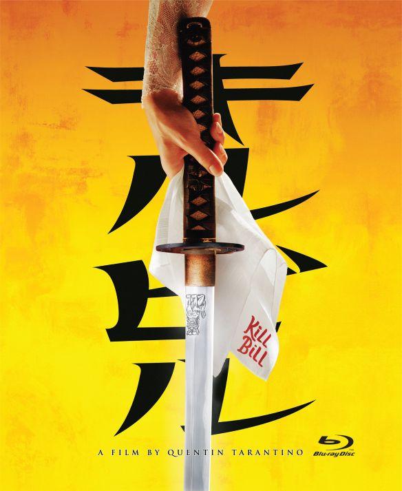 Kill Bill Vol. 1 [SteelBook] [Blu-ray] [2003] 2662174