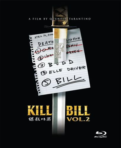 Kill Bill Vol. 2 [SteelBook] [Blu-ray] [2004] 2662207
