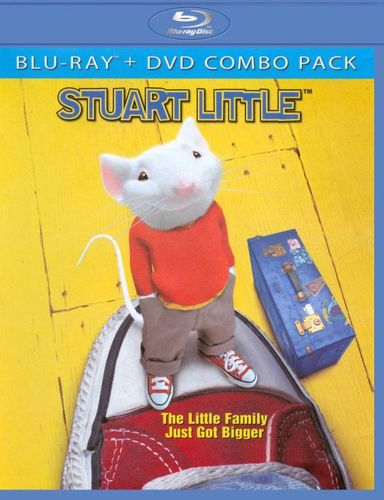 Stuart Little [2 Discs] [Blu-ray/DVD] [1999] 2662529