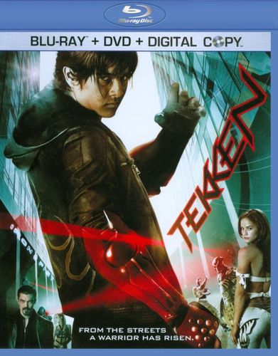 Tekken [2 Discs] [Includes Digital Copy] [Blu-ray/DVD] [2010] 2662556