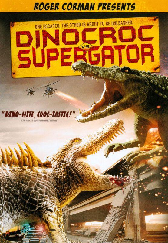 Dinocroc vs. Supergator [DVD] [2010] 2662583