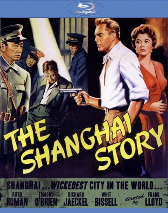 The Shanghai Story [Blu-ray] [1954] 26645495