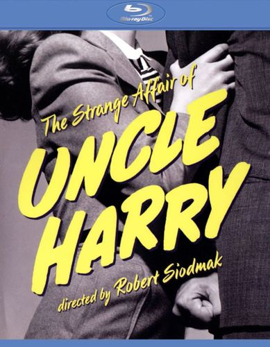 The Strange Affair of Uncle Harry [Blu-ray] [1945] 26645566