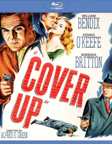 Cover Up [Blu-ray] [1949] 26656369