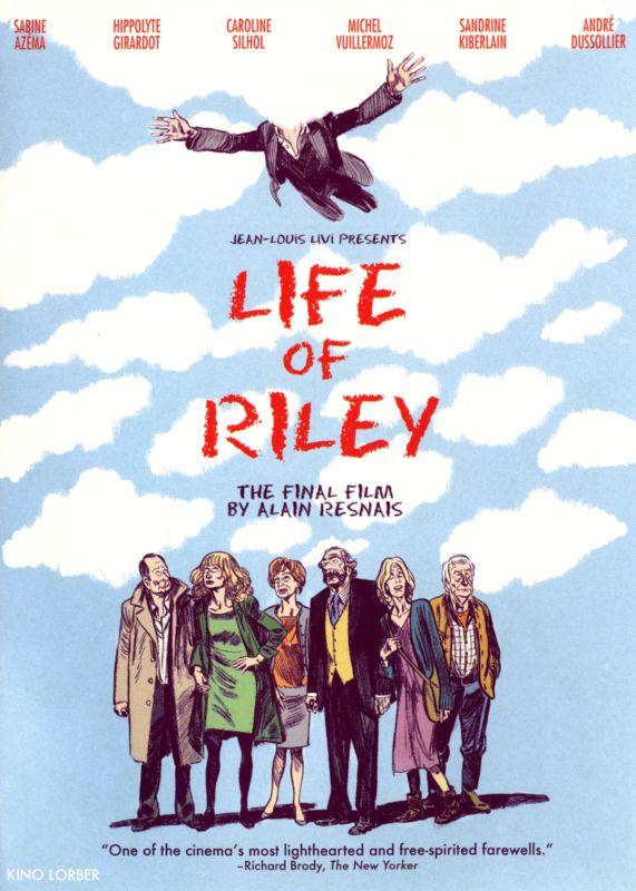 Life of Riley [DVD] [2014] 26656387