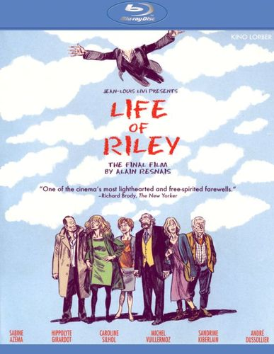 Life of Riley [Blu-ray] [2014] 26657245