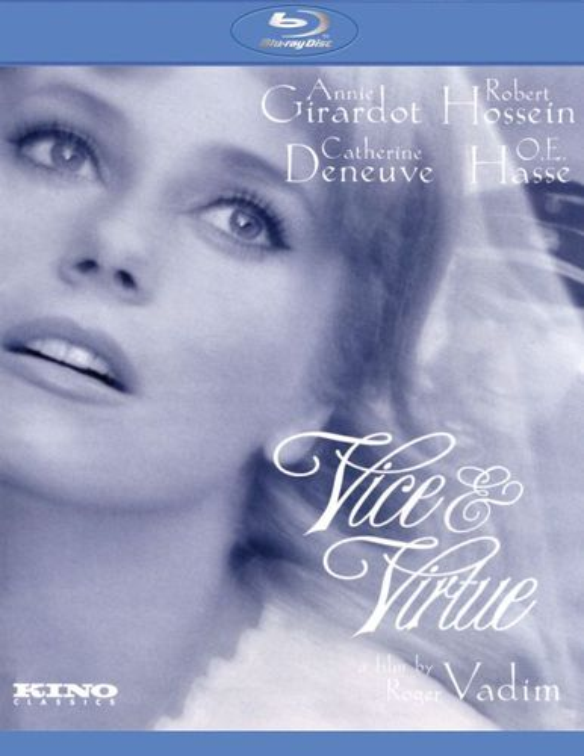 Vice and Virtue [Blu-ray] [1963] 26657322