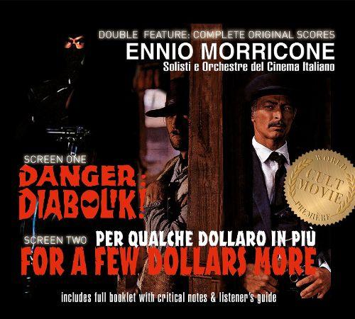 Danger Diabolik/For a Few Dollars More [CD] 26667185