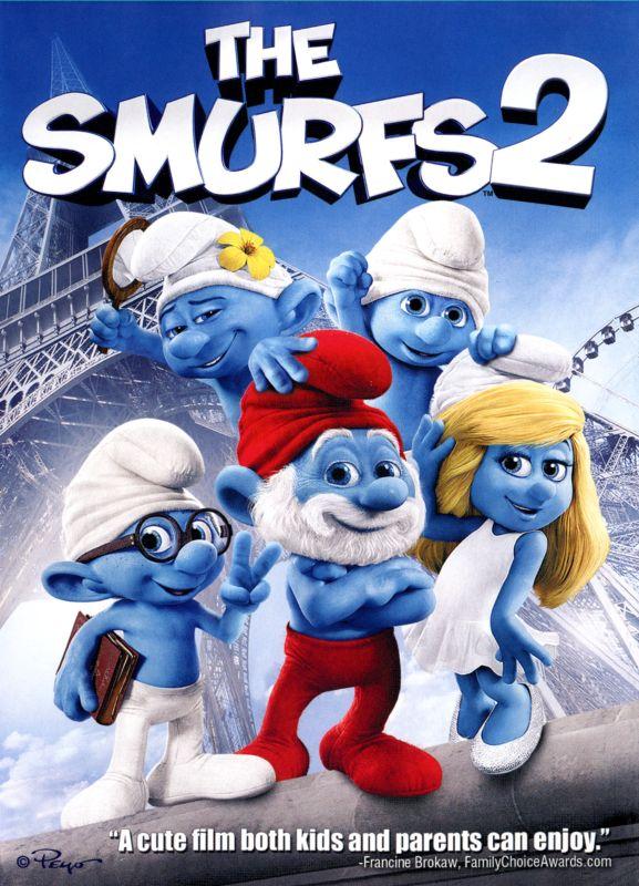The Smurfs 2 [Includes Digital Copy] [UltraViolet] [DVD] [2013] 2667188