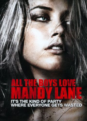 All the Boys Love Mandy Lane [DVD] [2006] 2667197