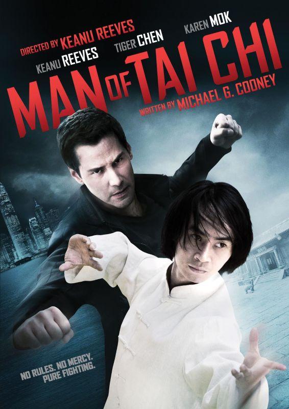Man of Tai Chi [DVD] [2013] 2667202