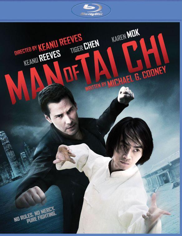 Man of Tai Chi [Blu-ray] [2013] 2667239