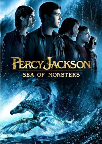 Percy Jackson: Sea of Monsters [DVD] [2013] 2667275