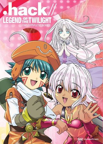 .Hack//Legend of the Twilight: The Complete Series [2 Discs] [DVD]