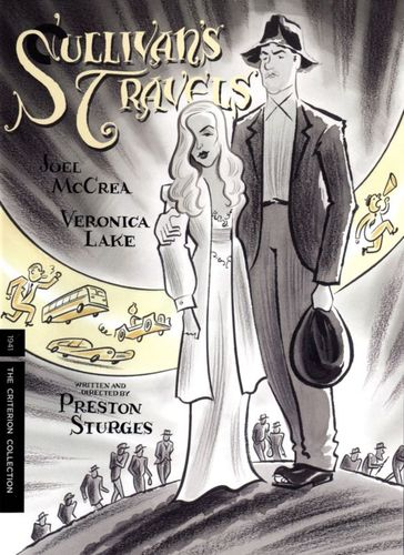 Sullivan's Travels [Criterion Collection] [DVD] [1941] 26706193