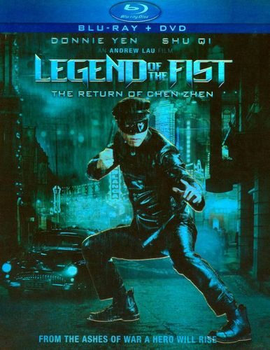 Legend of the Fist: The Return of Chen Zhen [Blu-ray] [Collector's Edition] [2010] 2672247