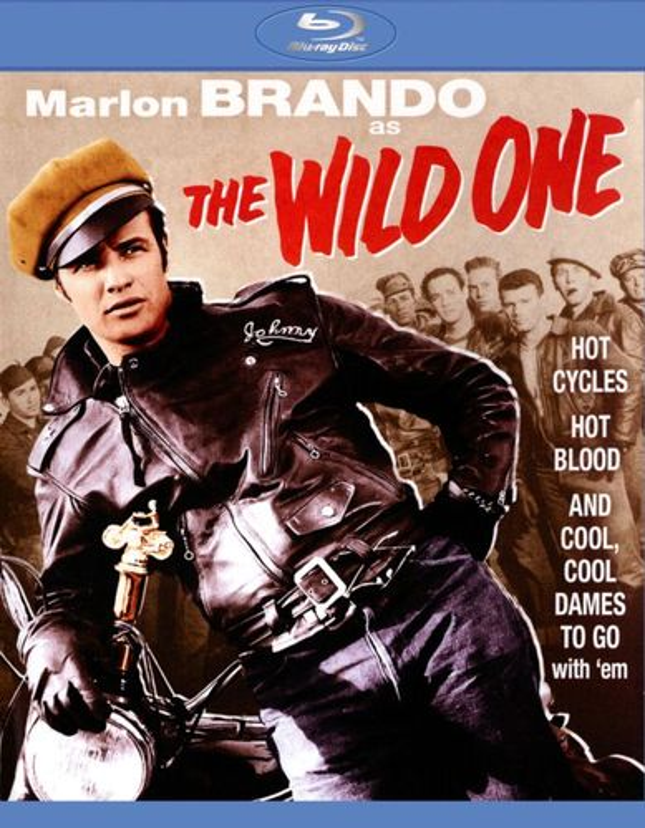 The Wild One [Blu-ray] [1953] 26735182