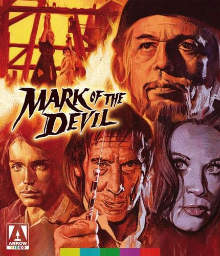 Mark of the Devil [2 Discs] [Blu-ray/DVD] [1969] 26747387