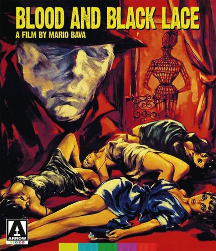 Blood and Black Lace [3 Discs] [Blu-ray/DVD] [1964] 26747438