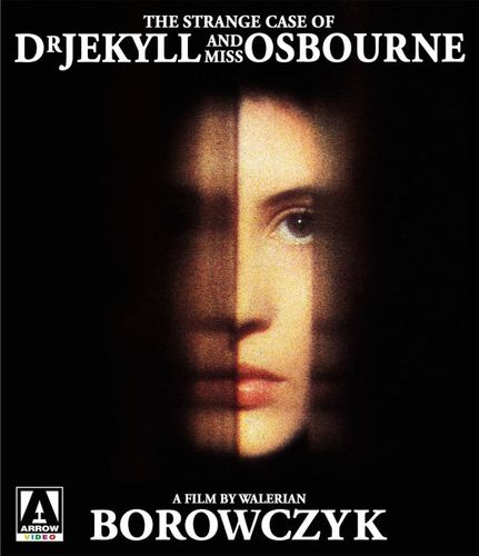 The Strange Case of Dr. Jekyll and Miss Osbourne [2 Discs] [Blu-ray] [1981] 26747456