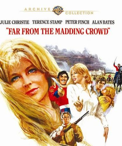 Far From the Madding Crowd [Blu-ray] [1967] 26751785