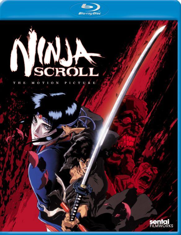 Ninja Scroll [Blu-ray] [1986] 26754457