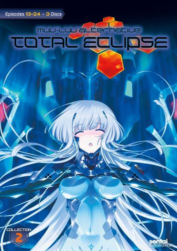 Muv-Luv Alternative: Total Eclipse - Collection 2 [3 Discs] [DVD] 26754555