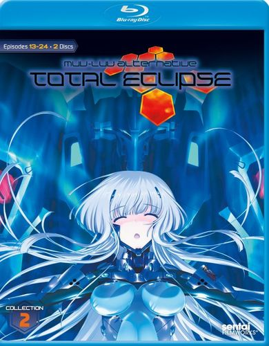Muv-Luv Alternative: Total Eclipse - Collection 2 [2 Discs] [Blu-ray] 26754564