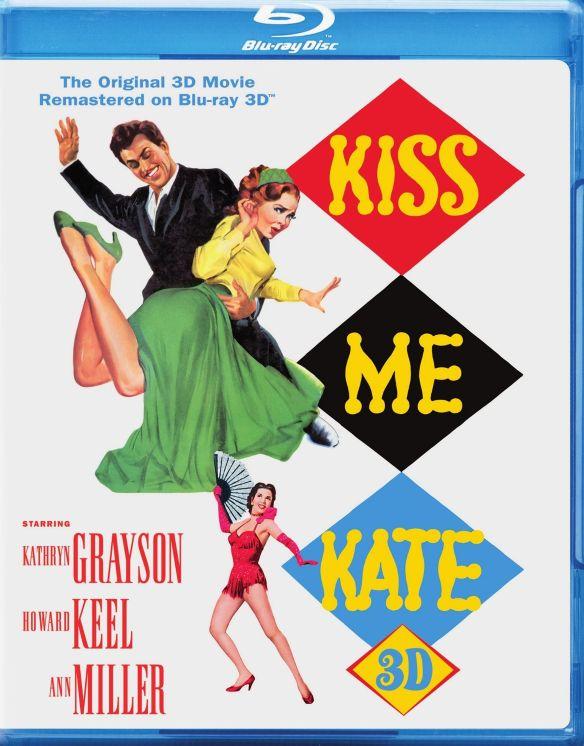 Kiss Me Kate [3D] [Blu-ray] [Blu-ray/Blu-ray 3D] [1953] 26754746