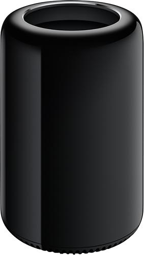 Apple - Mac Pro - Quad-Core Intel® Xeon® Processor - 12GB Memory - 256GB Flash Storage - Black