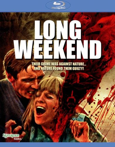 Long Weekend [Blu-ray] [1978] 26801485