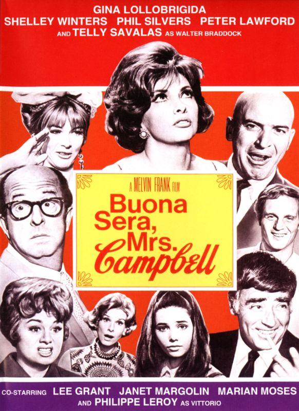 Buona Sera, Mrs. Campbell [DVD] [1968] 26830219