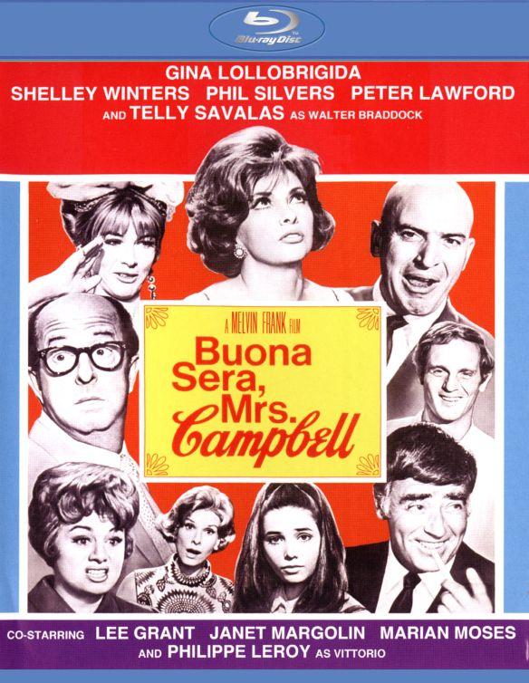 Buona Sera, Mrs. Campbell [Blu-ray] [1968] 26830228