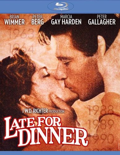 Late for Dinner [Blu-ray] [1991] 26830314