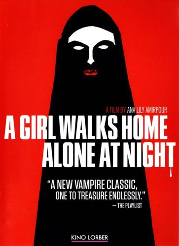 A Girl Walks Home Alone at Night [DVD] [2014] 26830332