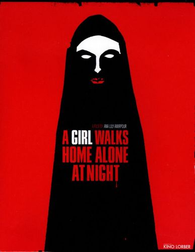A Girl Walks Home Alone at Night [Blu-ray] [2014] 26830341