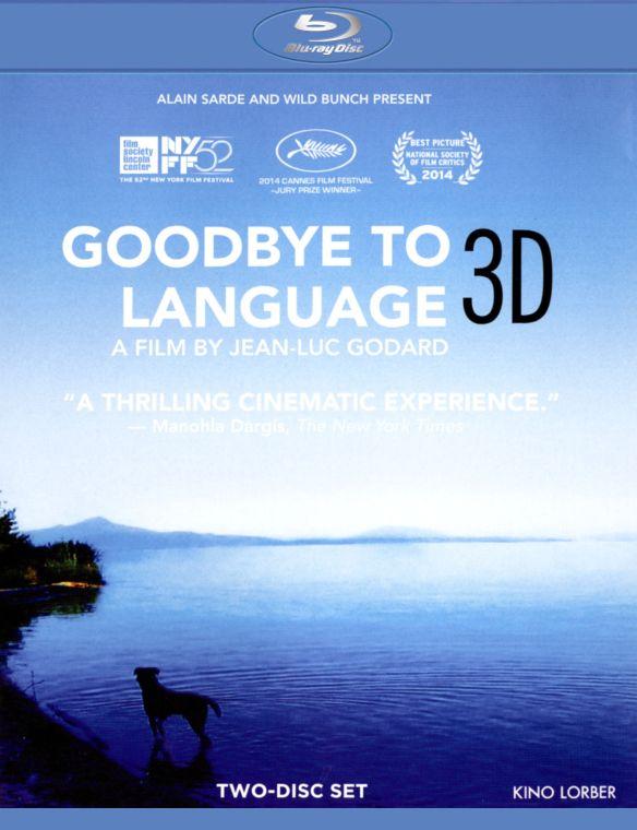Goodbye to Language 3D [3 Discs] [3D] [Blu-ray] [Blu-ray/Blu-ray 3D] [2014] 26831149