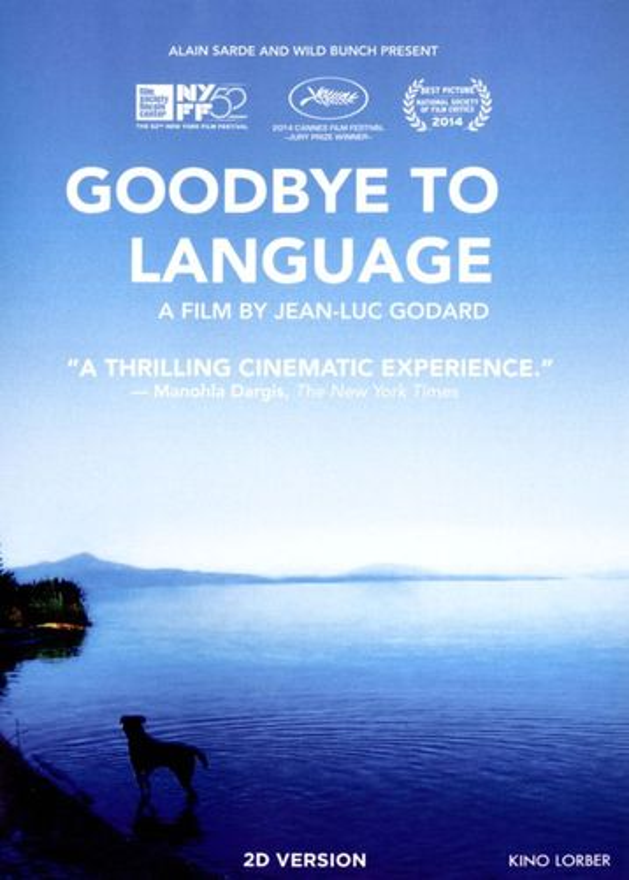 Goodbye to Language [2 Discs] [DVD] [2014] 26831167