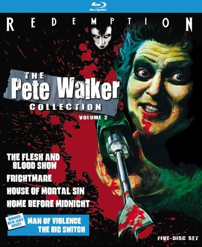 The Pete Walker Collection, Vol. 2 [5 Discs] [Blu-ray] 26831176