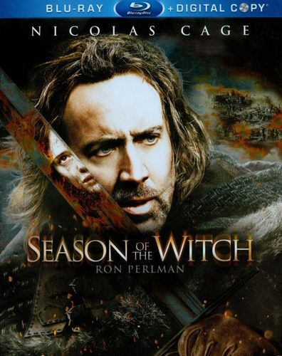 Season of the Witch [2 Discs] [Includes Digital Copy] [Blu-ray] [2011] 2683582