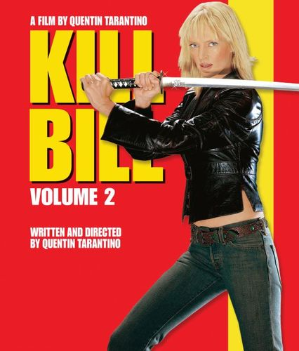 Kill Bill Vol. 2 [Blu-ray] [2004] 2683761