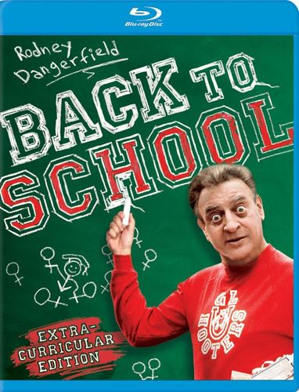 Back to School [Blu-ray] [1986] 2683825